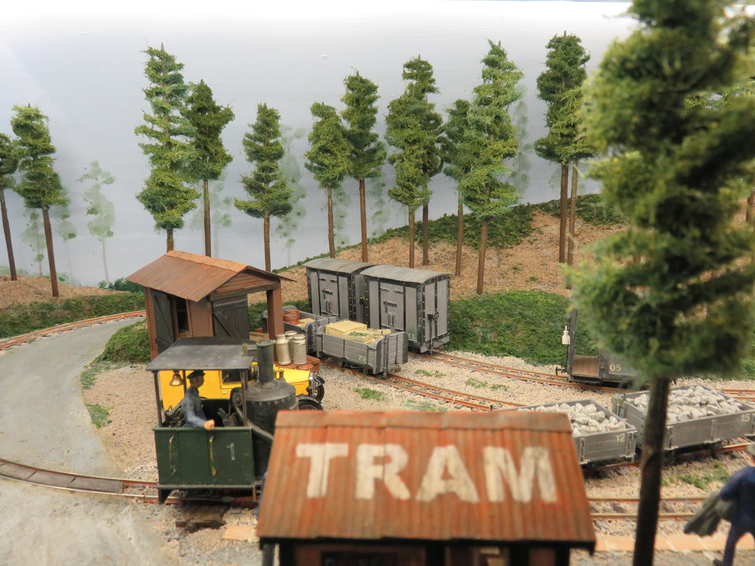 Ontraxs' - 2018 Exhibition - Photography - Model Railroad